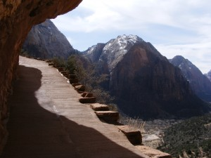 angels landing zion's national park