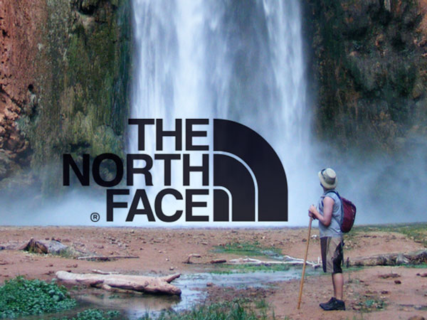 north face hiking